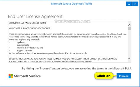 windows 10 surface tutorial microsoft surface diagnostic toolkit use in windows 8 1