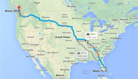 washington canada border map miami car thief arrives in washington state in fast