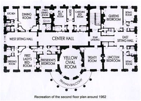 white house blueprints kennedy white house floor plan camelot days jackie s interiors pinterest house