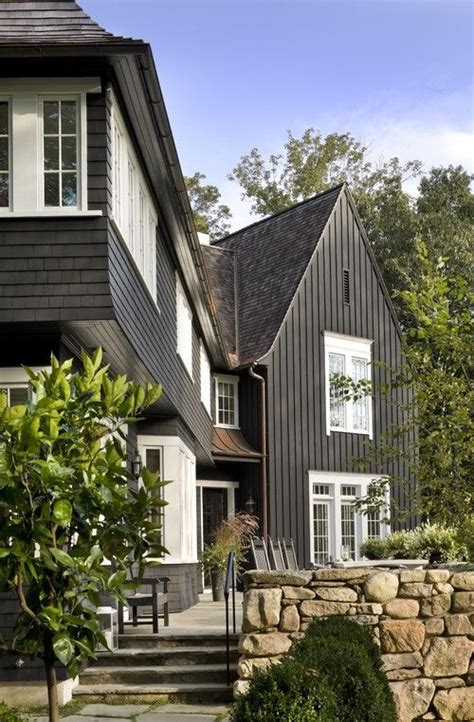 25 Best Ideas About House Exteriors On Pinterest Home best 25 black exterior ideas on pinterest black house