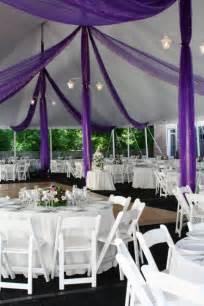 purple wedding decorations purple on purple purple glitter and purple rings