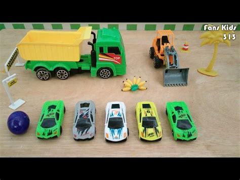 Mainan Mobil Cars 3 mainan anak mobil mobilan i cars lamborghini loader truck