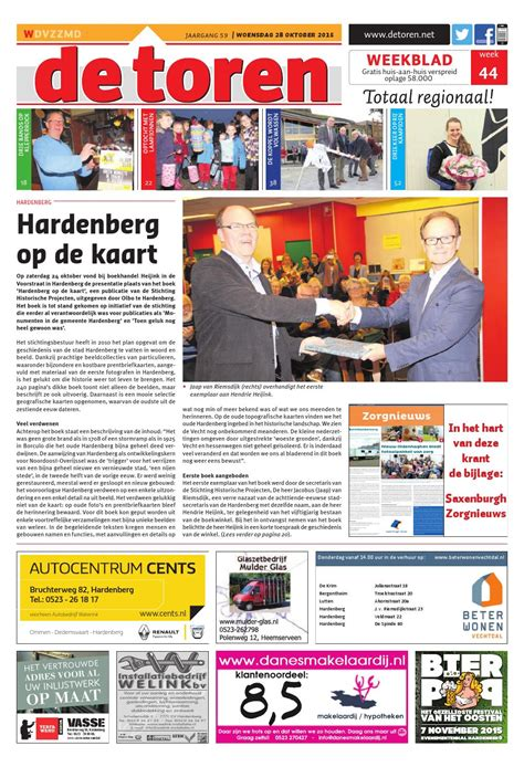 De Toren Week 50 2015 By Weekblad De Toren Issuu by De Toren Week 44 2015 By Weekblad De Toren Issuu