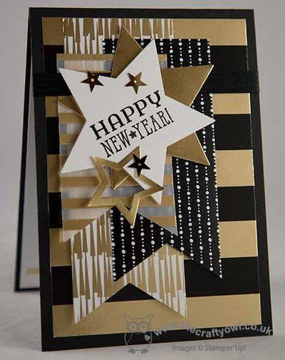 New Year Handmade Cards Ideas - best 25 happy new year cards ideas on