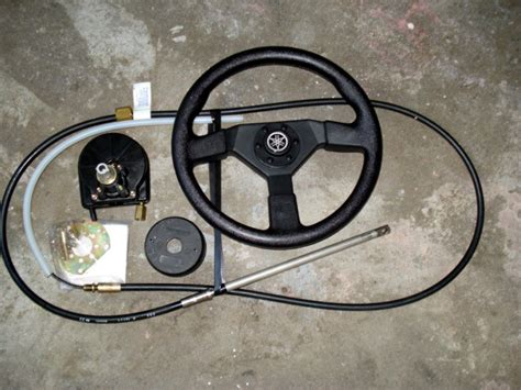 boat steering wheel right side attaching yamaha 9 9 high trust for left steering page 1
