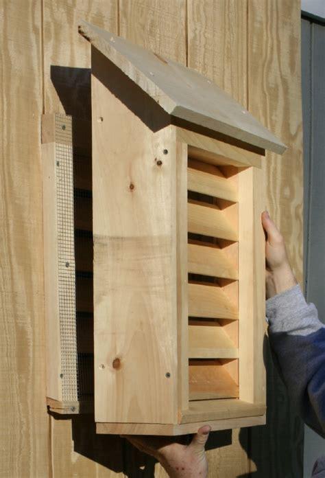 easy bat house plans easy bat house plans