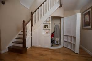 Under stairs storage ideas for your home george quinn stair parts