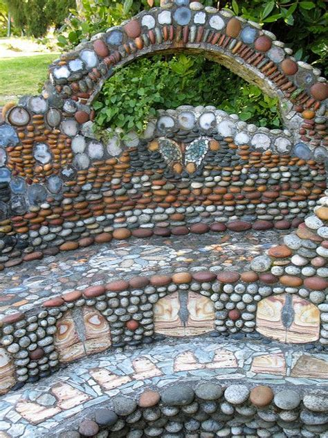 277 best images about pebbles on gardens roof