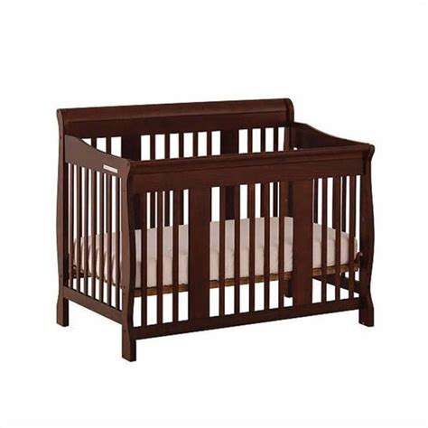 Shop Baby Cribs 4 In 1 Stages Baby Crib In Espresso 04588 499