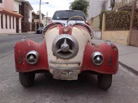 german mini cars extremely barn find 1938 gebr ihle bruchsal german