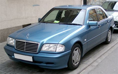 image gallery mercedes w202