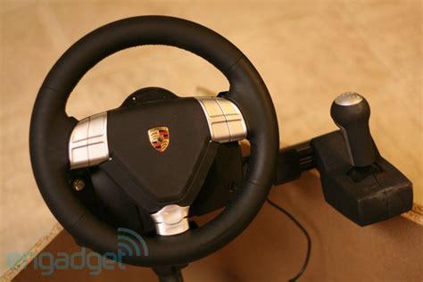 Fanatec Porsche 911 Turbo S Wheel by Fanatec Porsche 911 Turbo Wheel For Xbox 360 Review