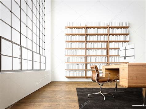 modern interieur met houten vloer moderne interieur kast ruimte met panoramische ramen