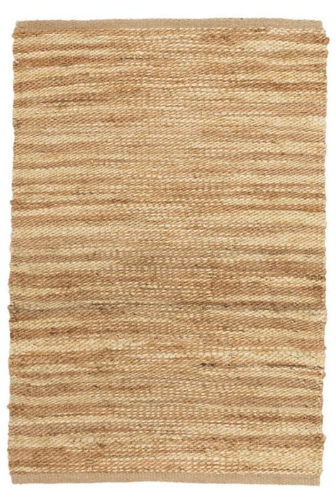 Jute Woven Rug by Sand Jute Woven Rug Cottage Home 174
