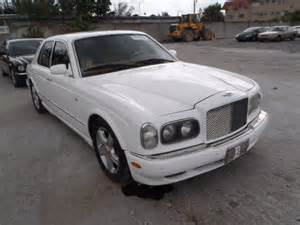 Salvage Bentley For Sale Salvage 2000 Bentley Arnage For Sale