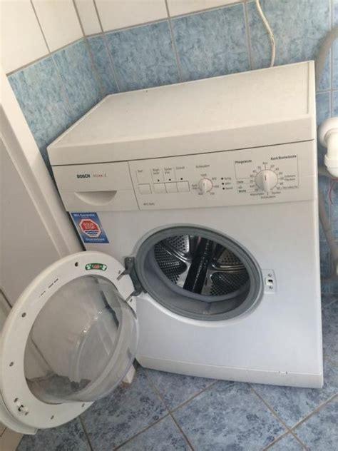 Bosch Maxx 5 Waschmaschine 2294 by Gebraucht Waschmaschine Bosch Maxx 4 Wfc 2040 40cm