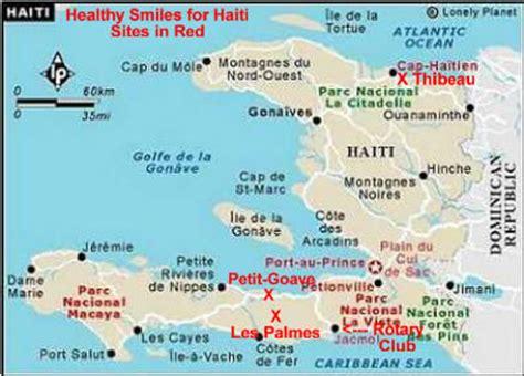 map of haiti cities physical map of haiti