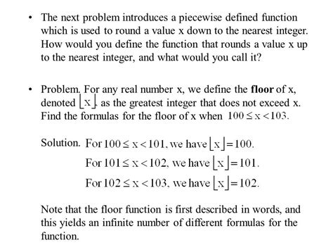 function notation evaluating a function means figuring out