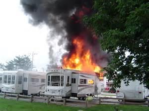 Teardrop Camper Floor Plans Rv Fire Image