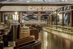 Art Deco Bar Design