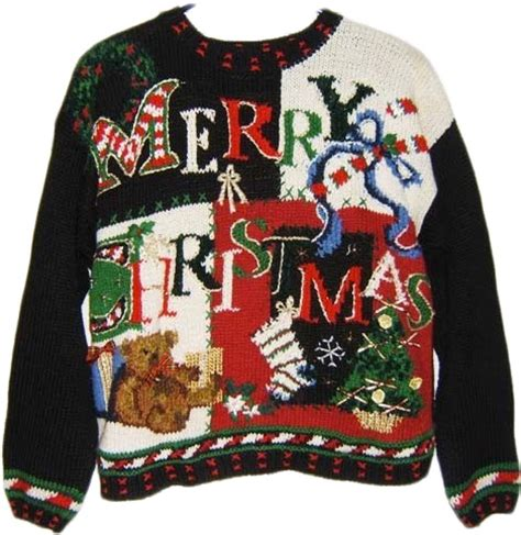 the 12 all time ugliest christmas sweaters | collectors weekly