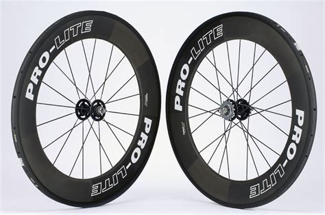 rosa track wheelset carbon and alloy pro lite high