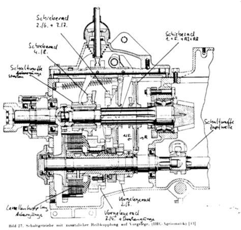Schaltung Motorrad Funktion by Agriomatic Getriebe Funktion Landtreff