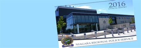 Niagara Regional Service Criminal Record Check Index Niagara Regional Service