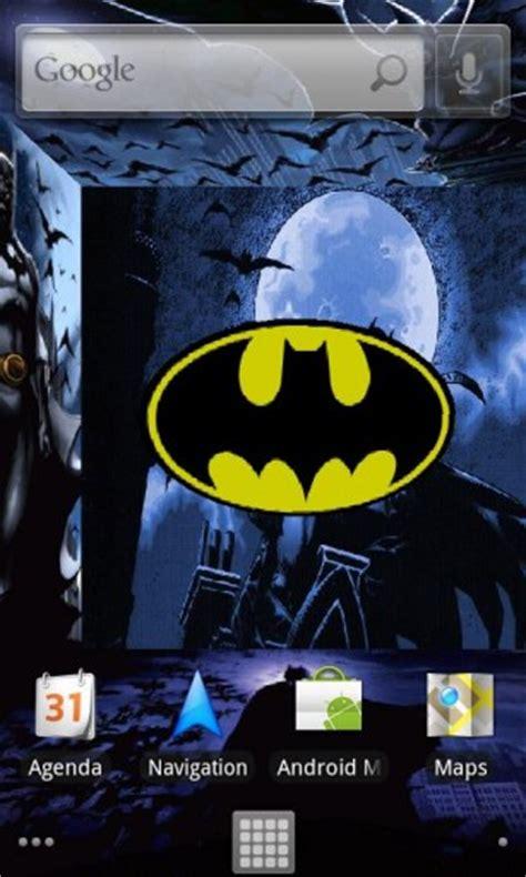batman wallpaper live download batman 3d live wallpaper for android by