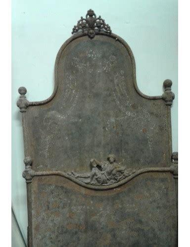 testata letto ferro testata letto in ferro battuto il canterano messina