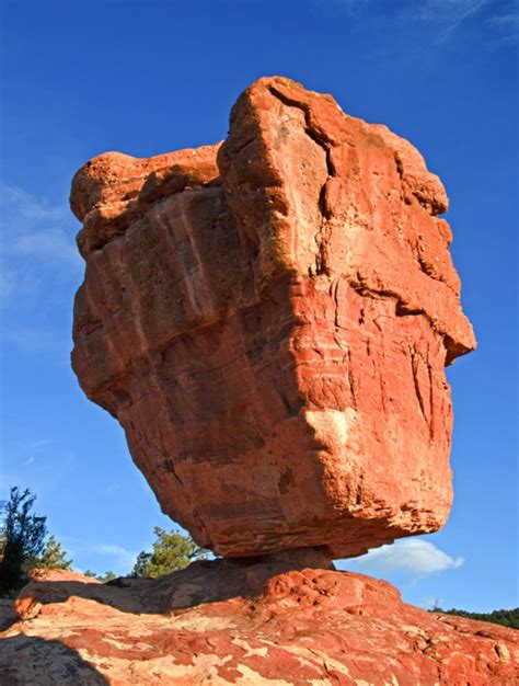 A Walk Through The Garden Of The Gods Everywhere Once Garden Of The Gods Rock Formations