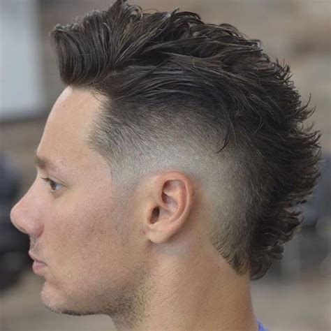 images of mohawk hairstyles top 30 mohawk fade hairstyles for men
