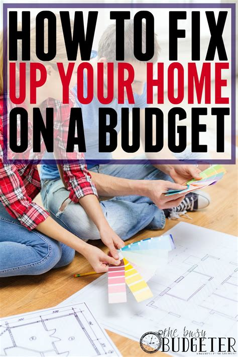fixing up a house affordable home remodeling how to update without going