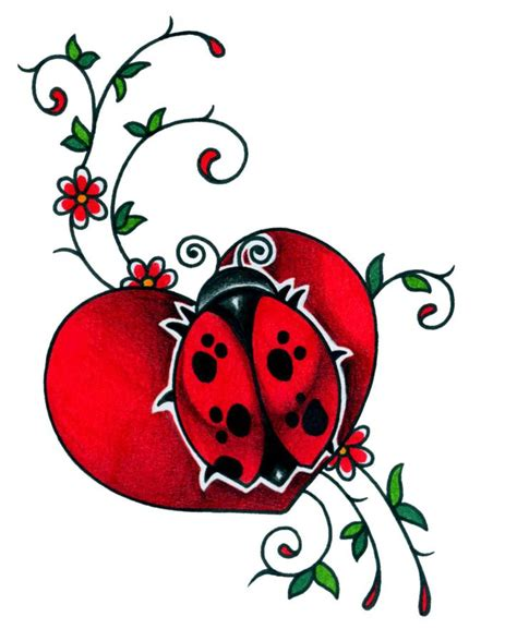 tribal ladybug tattoos ladybug 0001 ladybug design flash pictures