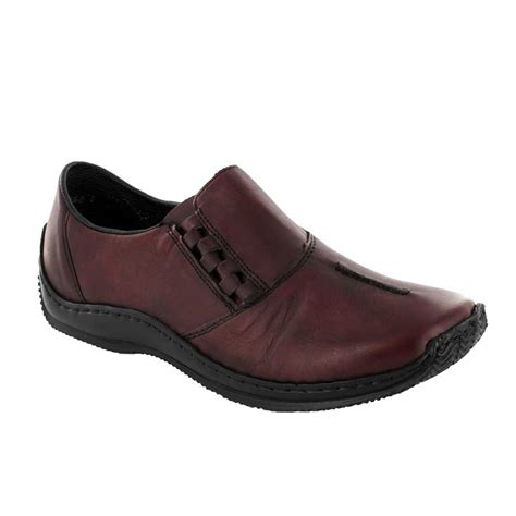 women s rieker shoe in l1763
