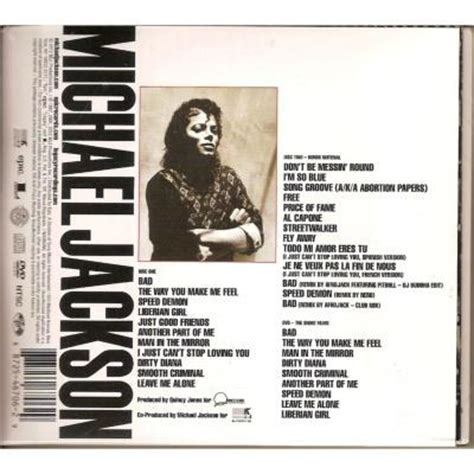Cd Michael Jackson Michael Imported bad 25 2cd 1dvd usa limited edition michael