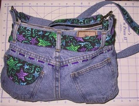 blue jean purses patterns 1000 ideas about blue jean purses on jean