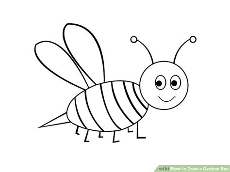color sweet animals a grayscale coloring book books how to draw a bee 4 steps with pictures wikihow