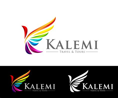 Photoshop Design Jobs From Home by Modern Colorful Logo Design For Kalemi Travel Amp Tours By
