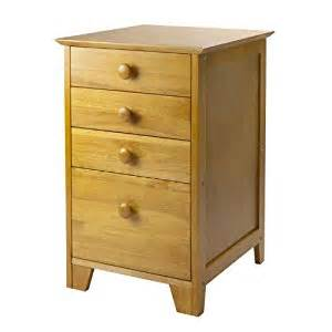 winsome wood file cabinet with 4 drawers