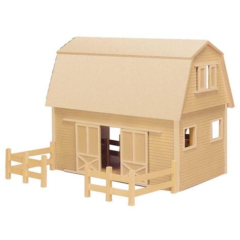 the doll design depot wooden toy barn kits wow blog