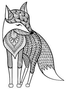 wolf coloring pages for adults 43 best animals coloring pages for adults images on