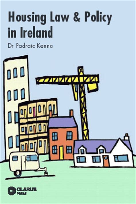 housing lawyers housing law policy in ireland clarus press