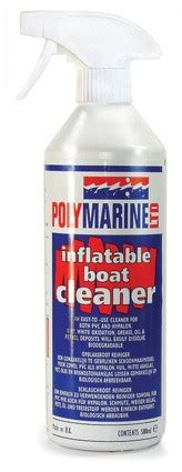 inflatable boat cleaner review polymarine inflatable boat cleaner 500ml