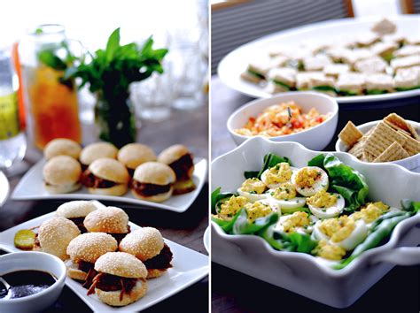 Easy Finger Foods For A Baby Shower by Photo Baby Shower Finger Foods Image