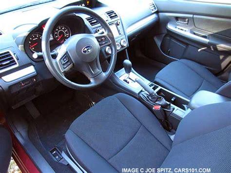 2015 Subaru Impreza Interior by 2015 Impreza Interior Photos And Images
