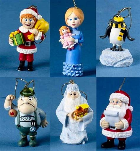 burgermeister meisterburger christmas decoration santa claus is comin to town ornaments ornaments bass and ornaments