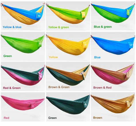 260cm 140cm large size double comfortable parachute cloth