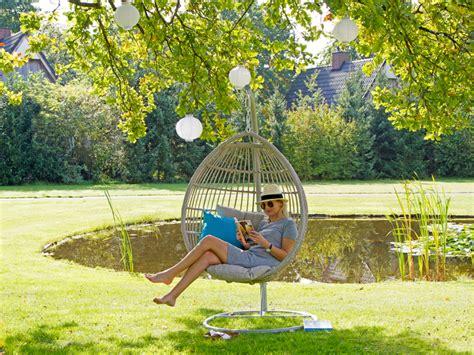 hängesessel terrasse fantastisch gartenm 246 bel h 228 ngesessel ideen die besten