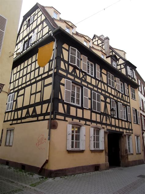 Rue De La Grange Strasbourg by Maisons De Strasbourg 187 20 Rue Sainte Madeleine